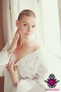 Sonia's boudoir photoshoot