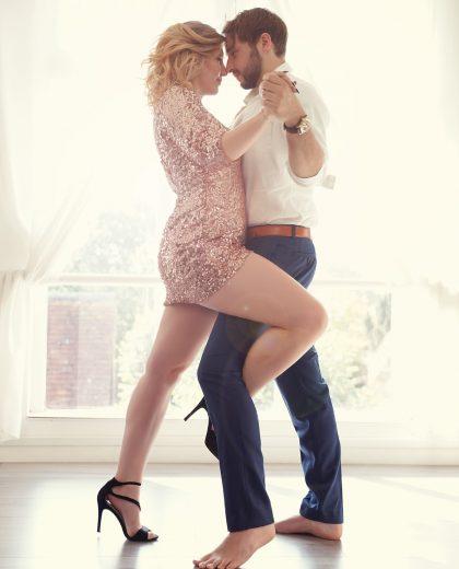 Couples boudoir photoshoot by Johanna Elizabeth