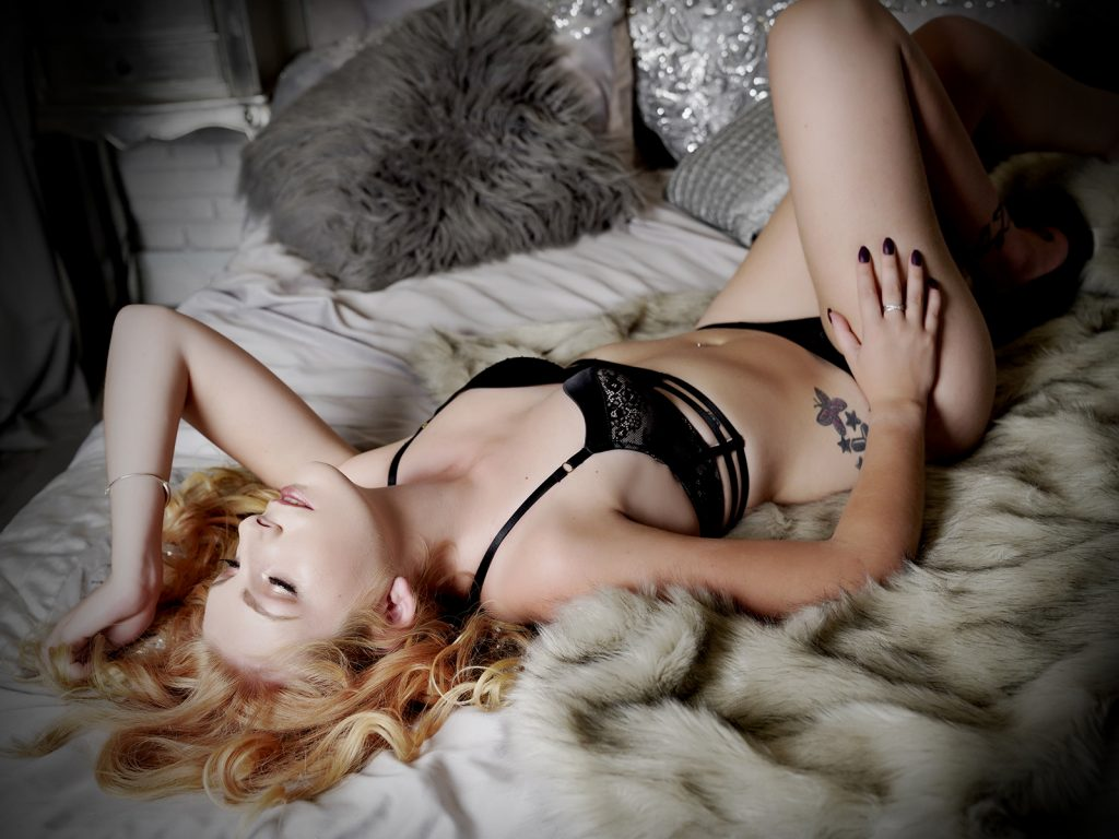 Lingerie for your boudoir photoshoot