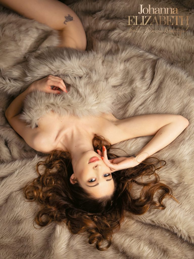 Beautiful boudoir portraits