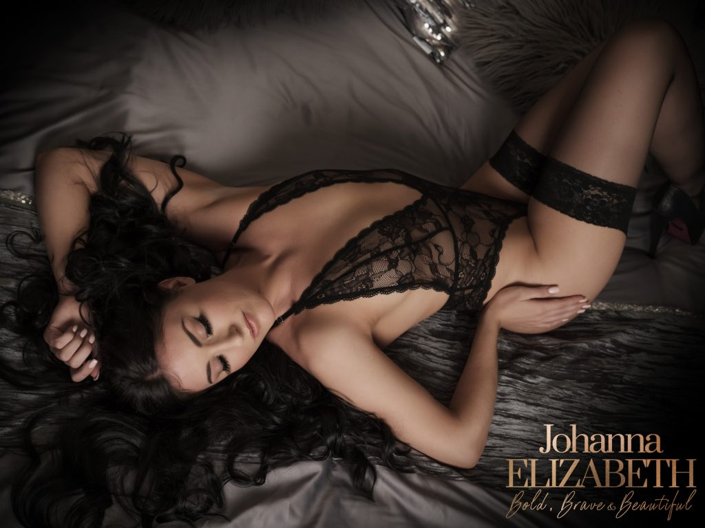 Women's lingerie for boudoir photography