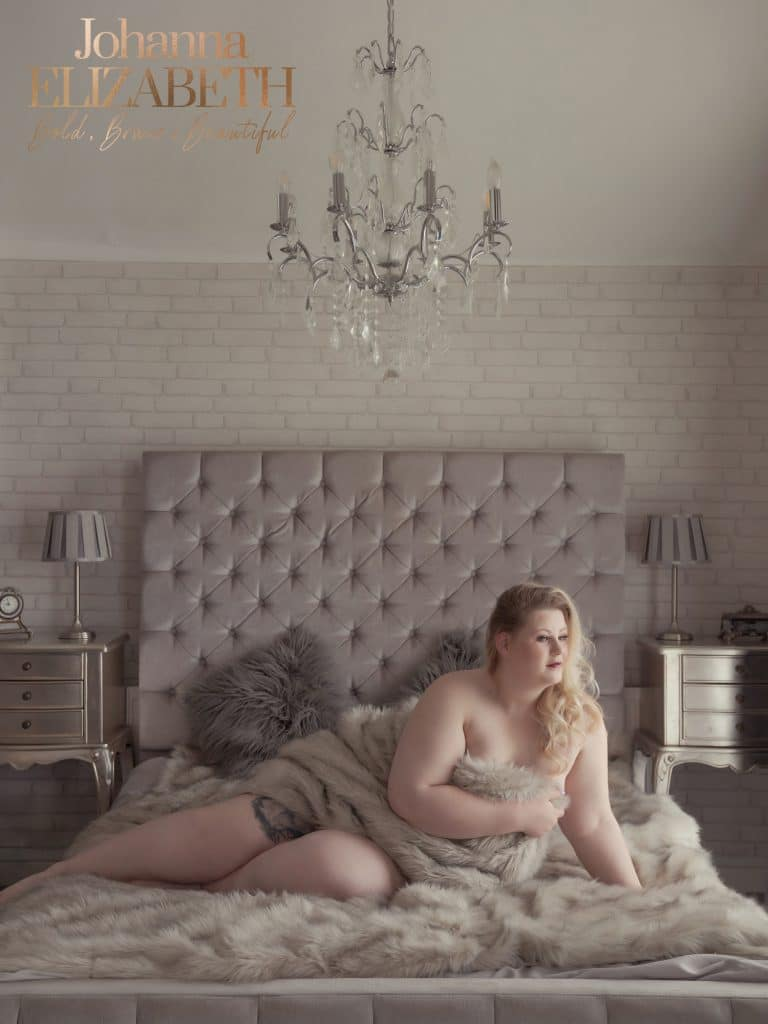 Boudoir photography competition winner