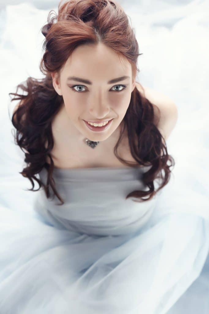 Women's portrait photography bu Johanna Elizabeth